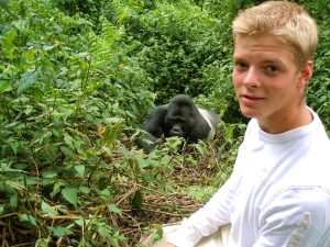 6 days gorilla n chimp